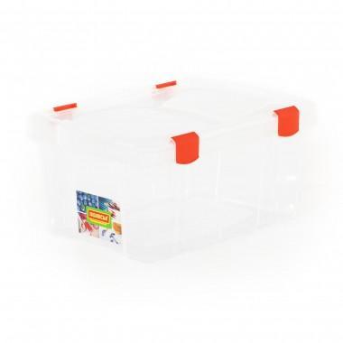 Емкость для хранения с крышкой № 50 12 литров Полесье