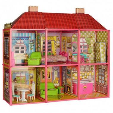 Игровой домик My Lovely Villa 6 комнат
