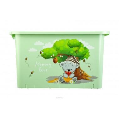 Емкость для игрушек Mommy Love, 15 л (чайное дерево)