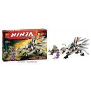 Конструктор ниндзяго Титановый дракон
