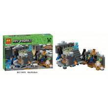 """Конструктор аналог LEGO Minecraft """"Портал в край"""""""