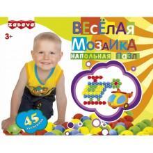 Детская мозаика Веселая мозаика