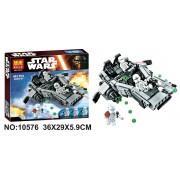 Конструктор аналог LEGO Star Wars Снежный Спидер Первого ордена