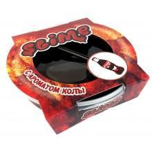 Игрушка лизун слайм с ароматом колы