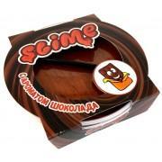Игрушка лизун слайм с ароматом шоколада