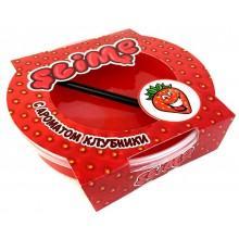 Игрушка лизун с ароматом клубники