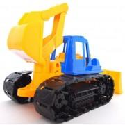 Игрушка трактор Байкал
