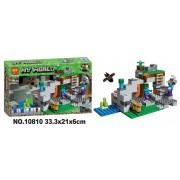 Конструктор аналог LEGO Minecraft Пещера зомби