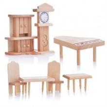 Игрушечная мебель для кукол