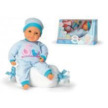 """Кукла """"Пупс"""": озвученная, краснеют щёчки, стучит сердечко 50305"""