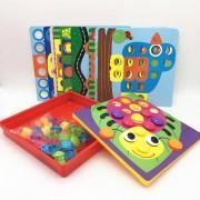 Детская мозаика Цветная фантазия