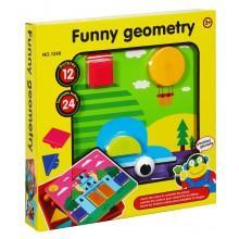 Детская мозаика Креативная геометрия