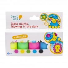 Набор для детского творчества Светящиеся витражи