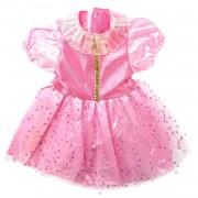 Одежда для куклы 43 см Платье