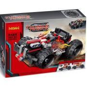 Конструктор аналог LEGO Technic Техник Красный гоночный автомобиль