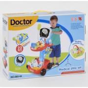 Детский игровой набор доктора  со светом и звуком