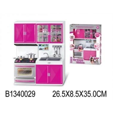 Игровой набор кухня для куклы