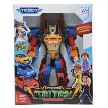 Трансформер тобот Тритан Mini 3 в 1