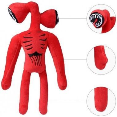 Мягкая игрушка Сиреноголовый красный 40 см