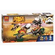 Конструктор аналог LEGO Star Wars Скоростной спидер Эзры Бриджера
