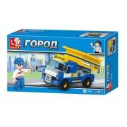 Конструктор грузовик.