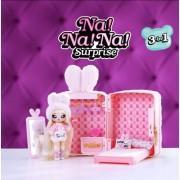 Игровой набор с куклой NA! NA! NA! SURPRISE 3 в 1 Рюкзачок Зайчик с сюрпризом 569732