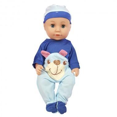 Кукла интерактивная Qunxing Toys Пупс с аксессуарами арт 8633