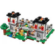 """Конструктор MineCraft """"Крепость"""" 990 деталей арт.  10472 (аналог LEGO  21127)"""