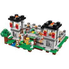 Конструктор аналог LEGO Minecraft Крепость