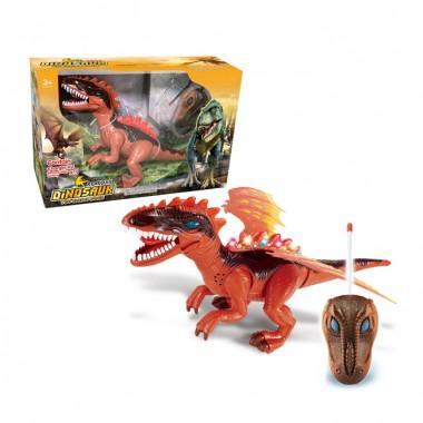 Динозавр на пульте управления свет звук арт 60102