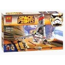 Конструктор аналог LEGO Star Wars Космический истребитель