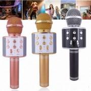 Беспроводной Bluetooth Караоке микрофон