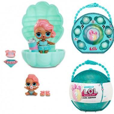 Lol Кукла-сюрприз Жемчужина бирюзовый