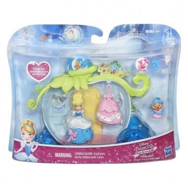 Набор для маленьких кукол принцесс