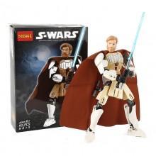 Конструктор аналог LEGO Star Wars Оби-Ван Кеноби
