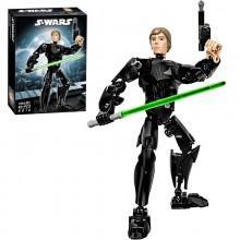 Конструктор аналог LEGO Star Wars Люк Скайуокер