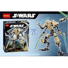 Конструктор аналог LEGO Star Wars Генерал Гривус