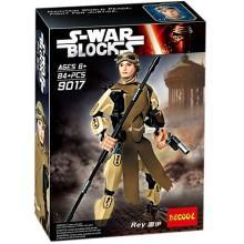 Конструктор аналог LEGO Star Wars Робот Рей
