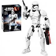 Конструктор аналог LEGO Star Wars Штурмовик Первого Ордена