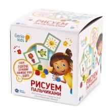 Набор для детского творчества Рисуем пальчиками арт.TA1404