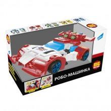 Детский игрушечный транспорт  Робо-машинка спортивная