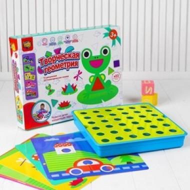 Детская мозаика Творческая геометрия