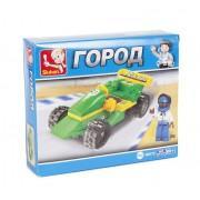 Конструктор гоночная машина.