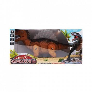 Динозавр-робот со светом и звуком арт QL1020