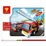 Конструктор пожарные спасатели