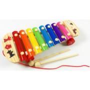 Детский деревянный ксилофон VT174-1017
