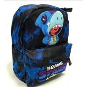 Детский рюкзак с принтом Brawl Stars Бравл Старс