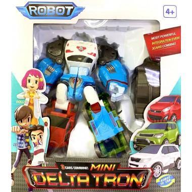 Трансформер Тобот Mini Дельтатрон Deltatron 3 в 1