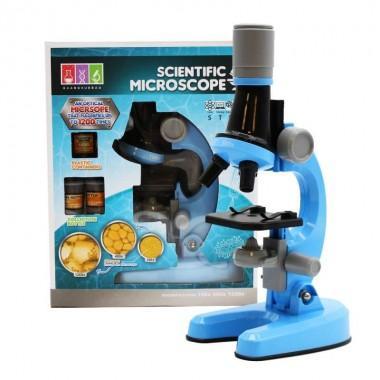 Детский микроскоп Scientific Microscope арт 1013