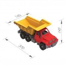 Игрушечный грузовик Строитель большой